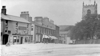 Skipton High Street in the Past
