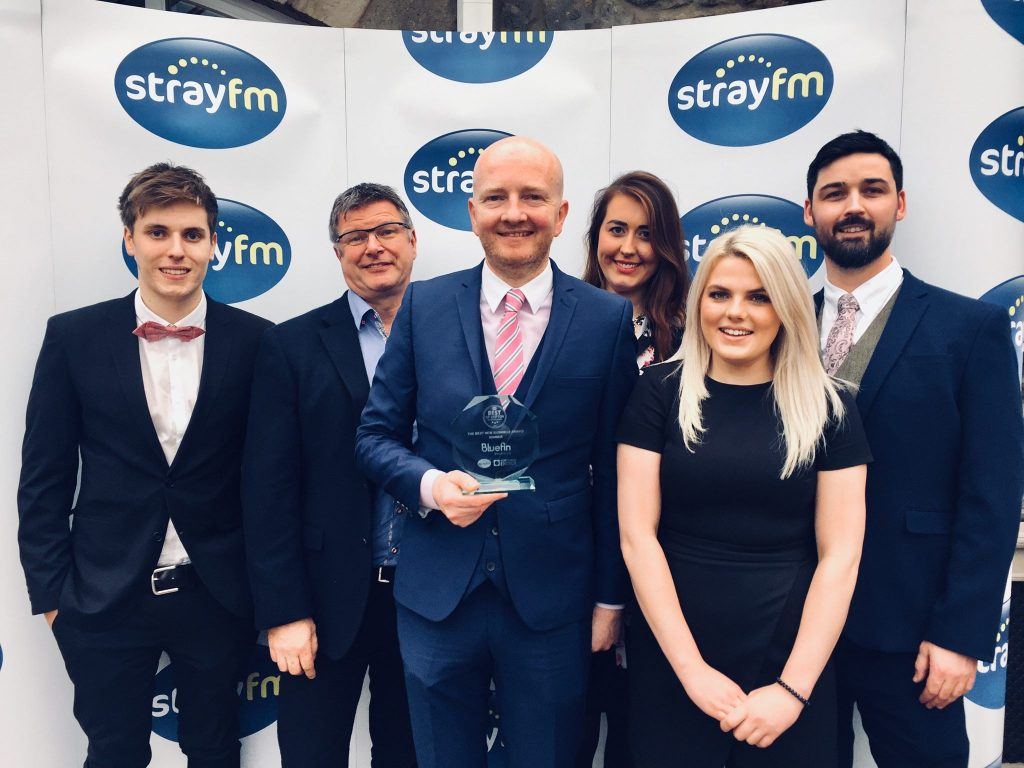 Alexander's at the Best of Skipton Awards with Stray FM