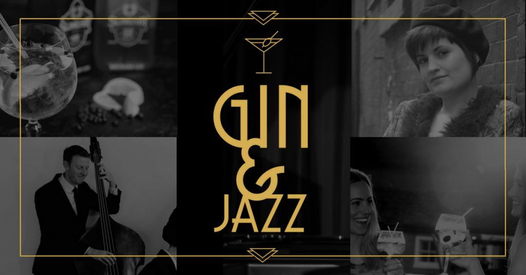 Gin & Jazz Night at Alexander's Featuring Jenny Smith & Adrian Knowles