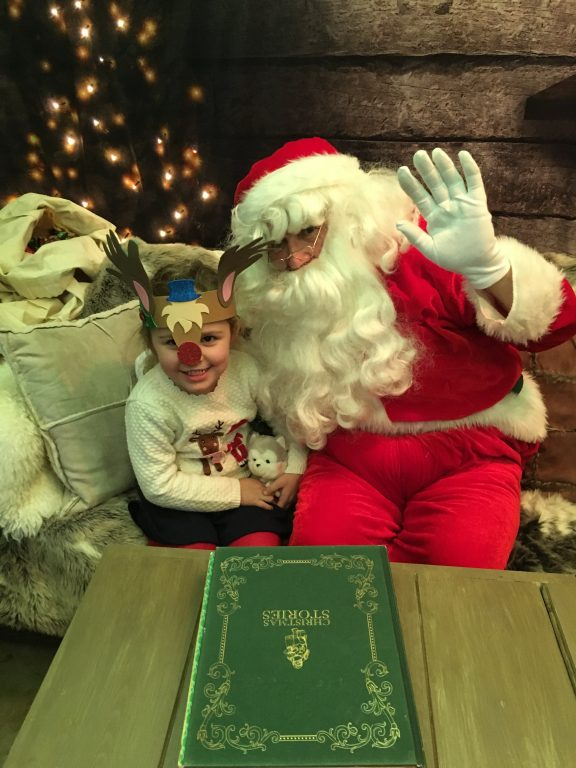 Santa Sundays at Alexander's Skipton