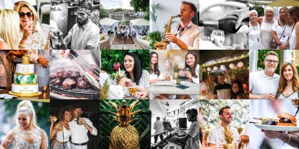 Alexander's Tropical White Party 2018